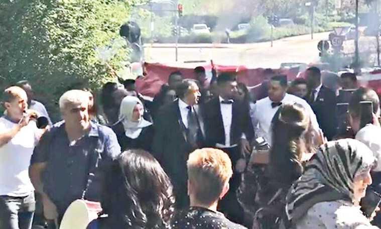 Almanlardan tepki var! Türk düğünleri vakaları patlattı