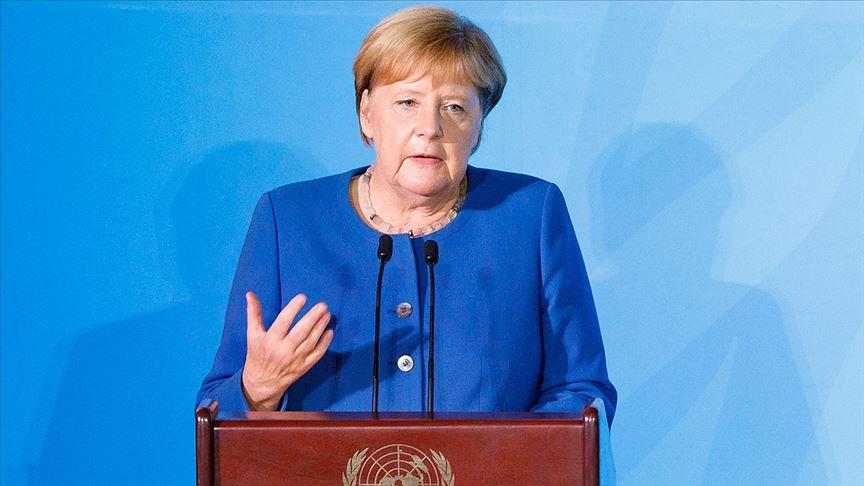 Almanya Başbakanı Angela Merkel: Sanayileşmiş ülkeler küresel ısınmanın ana sebebidir