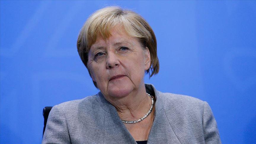 Almanya Başbakanı Merkel: Umuyorum ki ABD ile Çin anlaşır