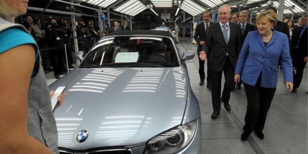 Almanya o otomobillerin üretimi yasaklıyor!
