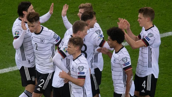 Almanya Beyaz Rusya maçı kaç kaç bitti?