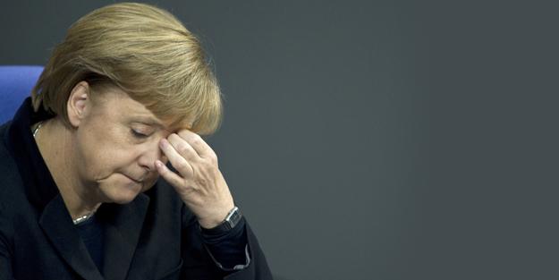 Almanya çaresiz kaldı! ABD'den yardım istedi