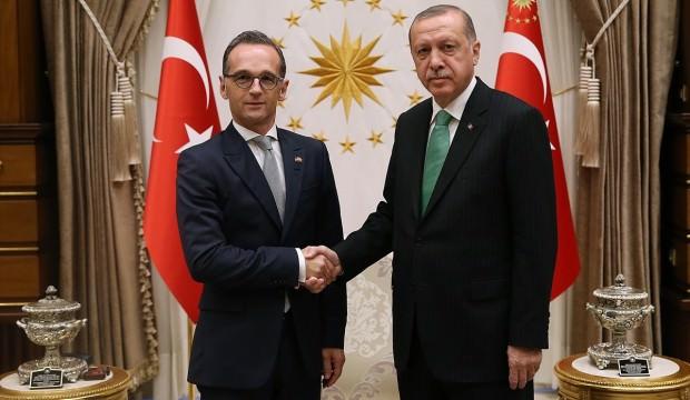 Almanya Dışişleri Bakanı Maas Türkiye ziyareti sonrası ilk kez konuştu!