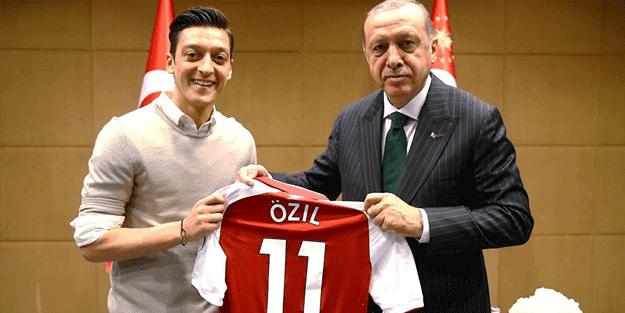 Almanya Futbol Federasyonu'ndan aylar sonra gelen Mesut Özil itirafı