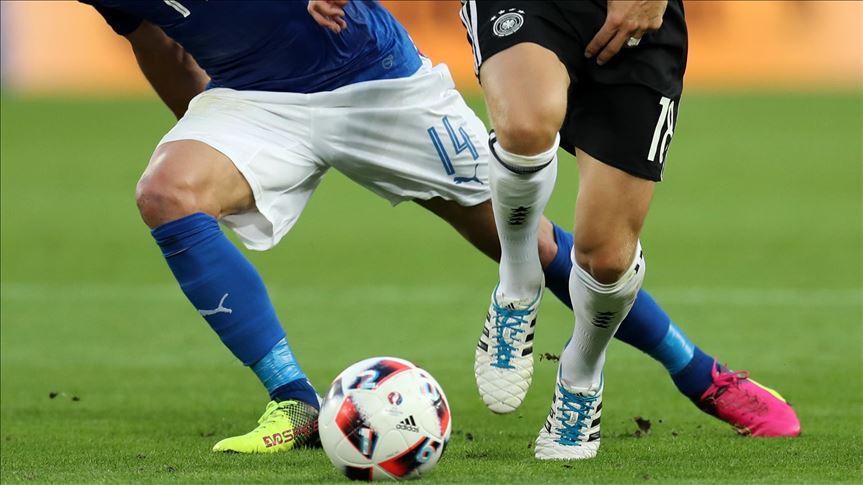 Almanya-İtalya karşılaşması seyircisiz oynanacak