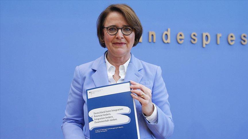 Almanya Uyum Bakanı Annette Widmann-Mauz: Müslüman düşmanlığı gerçek bir tehdit