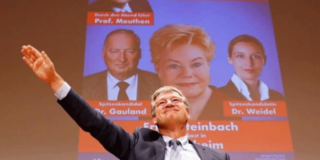 Almanya yine ateşle oynamaya başladı… Kriz çıkaracak hamle!