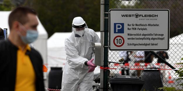 Almanya'da 285 ölüm daha