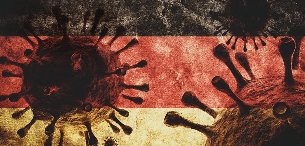 Almanya'da 4'üncü dalga başladı! Almanya'daki vakaların yüzde 99'unda 'delta varyantı' tespit edildi