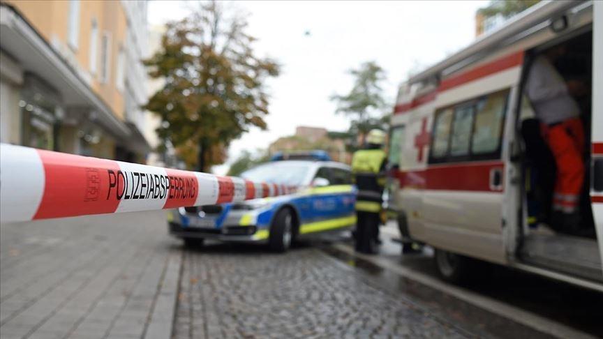 Almanya'da bir Türk'ün yaşadığı daireye kundaklama girişiminde bulunuldu