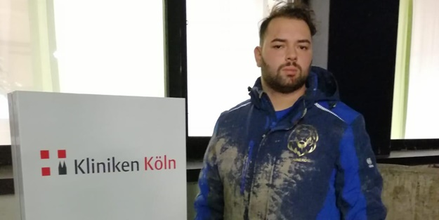 Almanya'da büyük skandal! Polisler Türk iş adamını darp etti