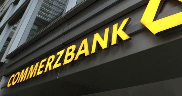 Almanya'da Commerzbank, 9 bin kişiyi işten çıkarabilir