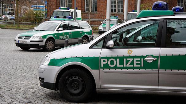 Almanya'da DAEŞ şüphelisine gözaltı