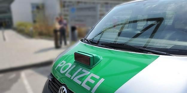 Almanya'da palalı saldırı