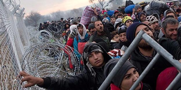 Almanya'dan Avrupa'ya 'Türkiye' uyarısı: Mülteci akını geliyor