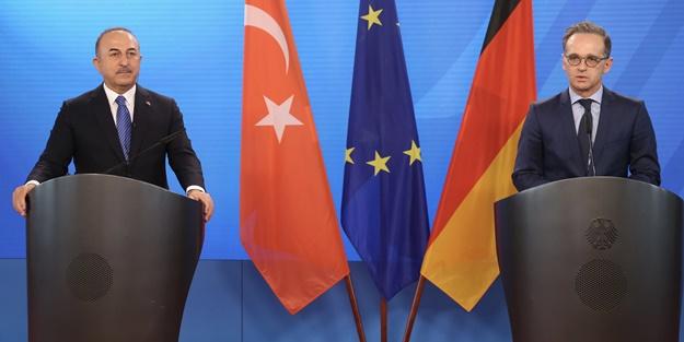Almanya'dan çarpıcı Türkiye açıklaması