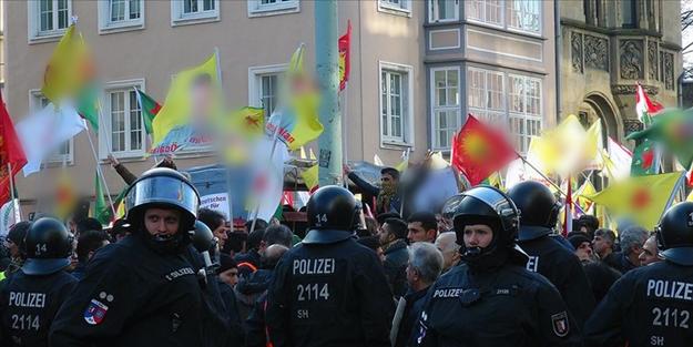 Almanya'dan emsal karar: PKK için hareke