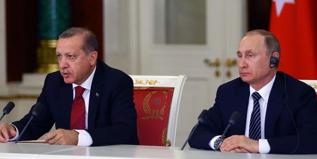 Almanya'dan Putin'i kızdıracak Erdoğan çıkışı
