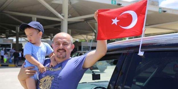Almanya'dan Türkiye'ye gelmek için hangi işlemler yapılır?