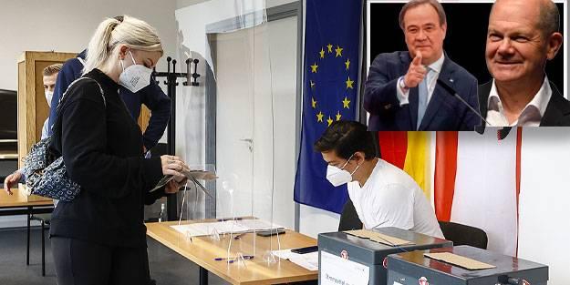 Almanya'nın yeni başbakanı kim? Almaya seçim sonuçları 2021