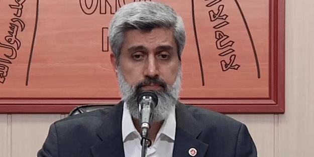 Alparslan Kuytul ayağını tozu ile KHK TV'ye açıklamalarda bulundu! FETÖ'cü teröristler için 'Kandırılmış saf Müslümanlar' dedi