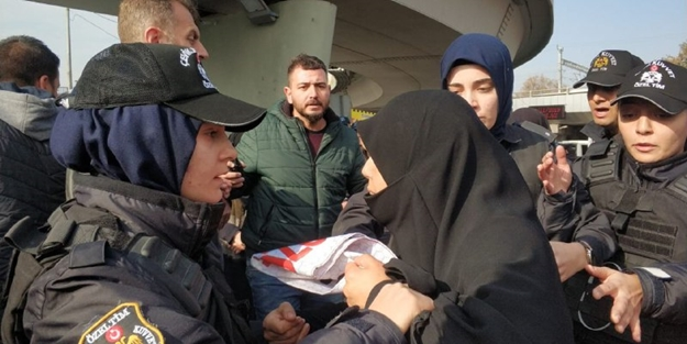 Alparslan Kuytul destekçilerine sert müdahale: 21 gözaltı!