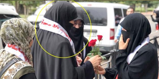 Alparslan Kuytul'un eşi gözaltına alındı! Sebebi ise...