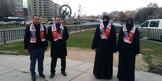 Alparslan Kuytul'un eşi Semra Kuytul serbest bırakıldı