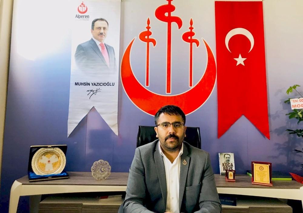 Alperenler Muhsin Yazıcıoğlu'nu anıyor