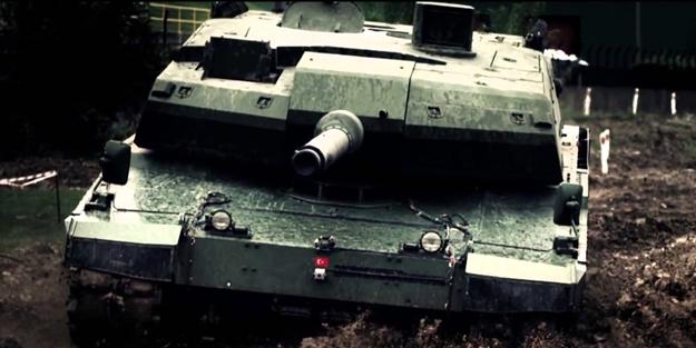 Altay tankı için tarih verildi