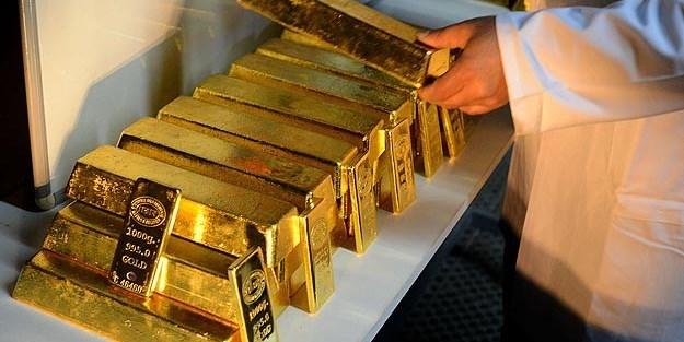 Altın 3,5 ayın en düşük seviyesinde