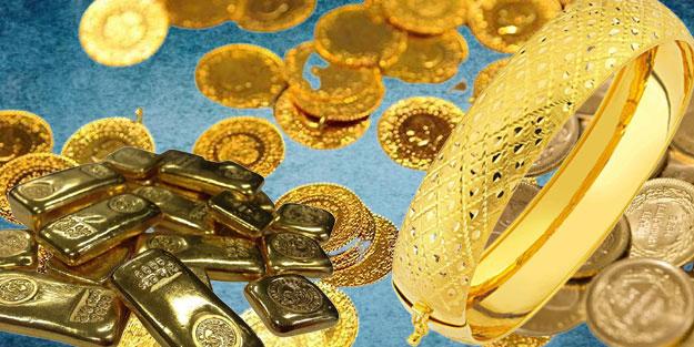 Altın düştü mü? Gram ne kadar, çeyrek, cumhuriyet altını ne kadar? Altın fiyatları son durum ne oldu?