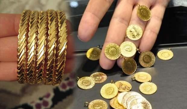 Altın ne kadar oldu? 16 Mayıs çeyrek, tam, gram altın fiyatları