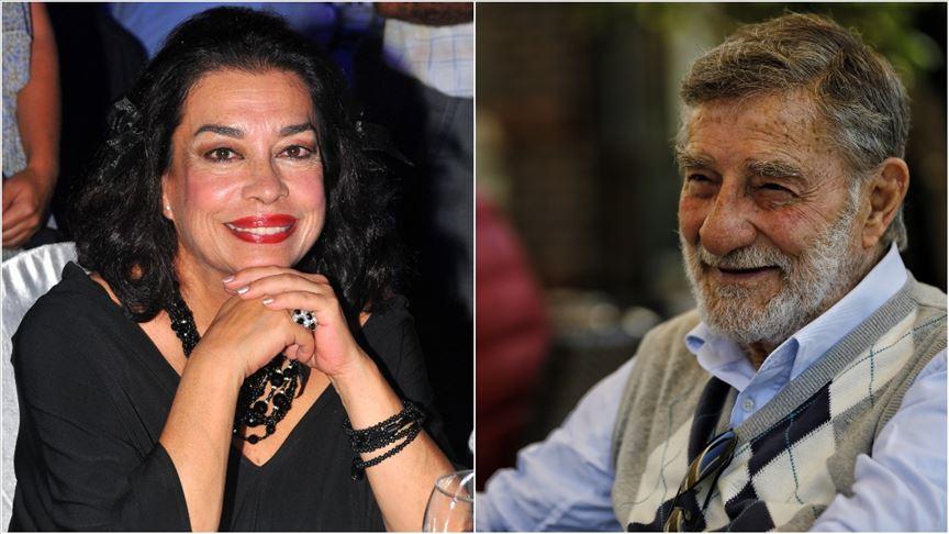 Altın Portakal festivalinden Selma Güneri ve Ahmet Mekin'e onur ödülü