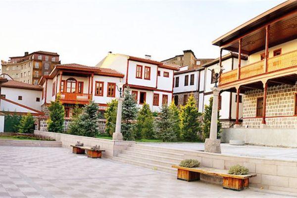 Altındağ'da hedef üst seviye turizm