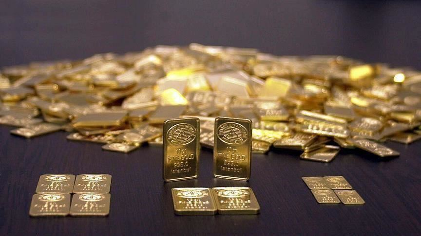 Altının kilogramı 309 bin 600 liraya yükseldi