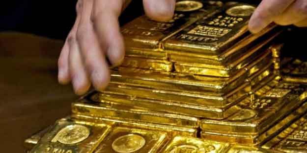 Altının kilogramında düşüş!