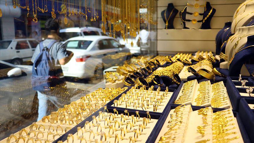 Altının onsu 1.985,18 dolarla tarihi zirvesini gördü