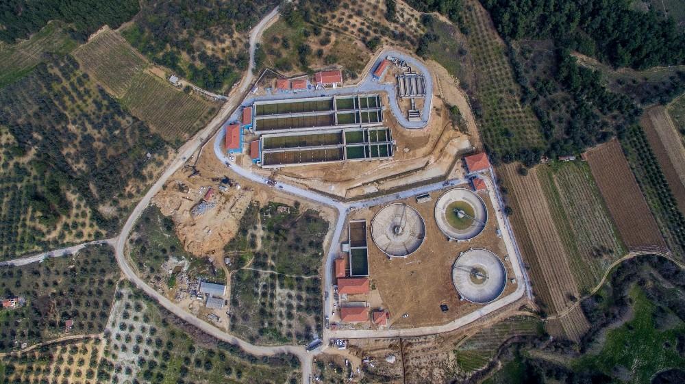 Altungün'den arıtma tesisi açıklaması