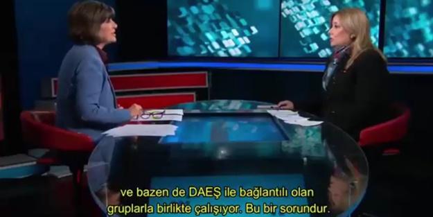 Amanpour'a konuşan Aybet'ten bir kapak daha: Madem kendi işlerine bakıyorlar Türkiye'ye uzanan bu tüneller niye?