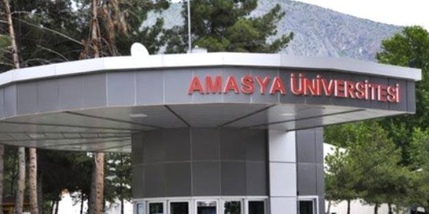 Amasya Üniversitesi öğretim ve araştırma görevlisi alımı 2019 son dakika başvuru
