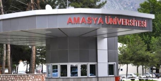 Amasya Üniversitesi taban puanları 2019 YÖK atlas