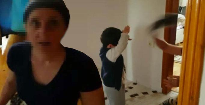 Amasya'da 3 yaşındaki çocuğu terlikle döven bakıcıya 7 yıl hapis cezası