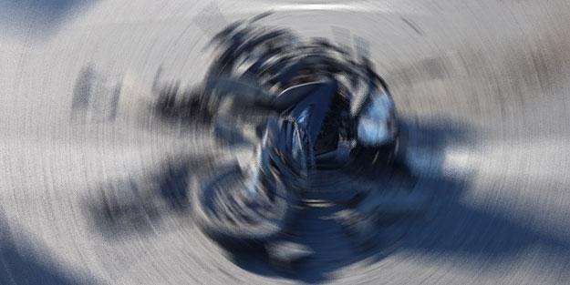 Amasya'da trafik kazası! 3 yaralı