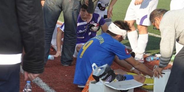 Amatör küme maçında kavga: 5 yaralı