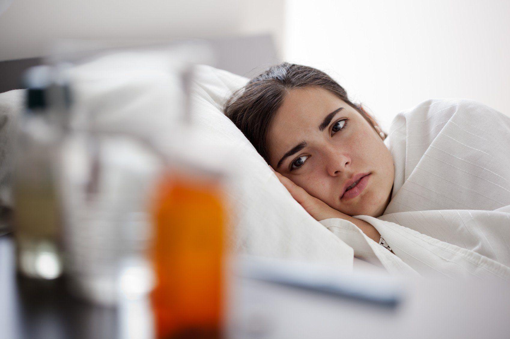Amenore | Regl görememe hastalığı nedir?