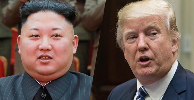 Amerika Başkanı Trump'tan Kuzey Kore'nin nükleer denemesiyle ilgili sert açıklama