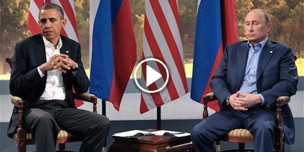 'ABD ile Rusya'yı düşman zannederseniz...'