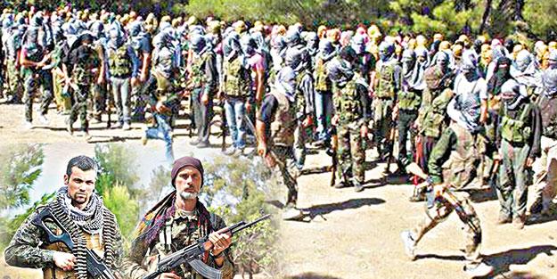 Amerika PKK'ya destek veriyor
