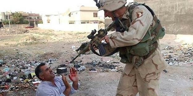 Amerika sadece Irak'ta 1 milyon sivili katletti!